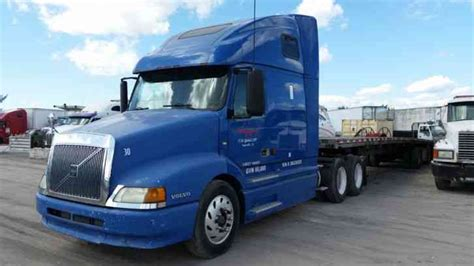 brand new volvo semi truck volvo vnl 2003 sleeper semi trucks