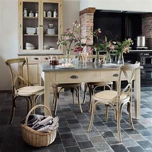 Table De Cuisine Maison Du Monde : id e relooking cuisine table d ner zinc maisons du monde leading ~ Teatrodelosmanantiales.com Idées de Décoration