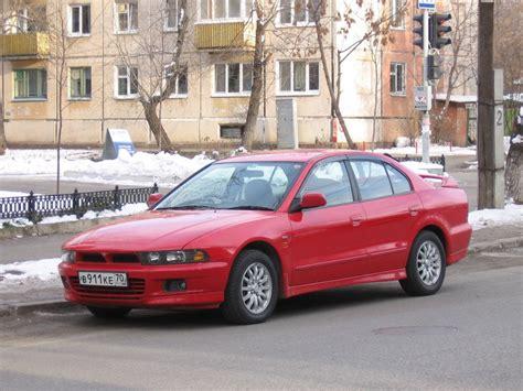 Mitsubishi Galant 1998 by 1998 Mitsubishi Galant Viii Pictures Information And