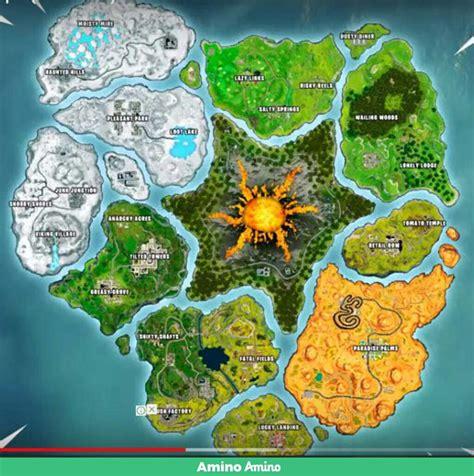 season    map updatesfan  map fortnite