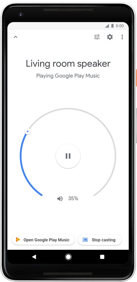 google home app  updated    design  features