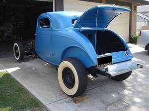 1933 Ford Original Henry Steel Body 3