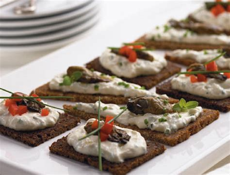 canapes recipes top 10 canapé recipes for a great top inspired