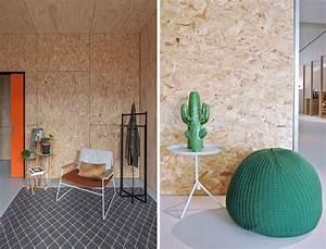 Mur En Osb : zoom sur l osb ce mat riau tendance elephant in the room ~ Melissatoandfro.com Idées de Décoration