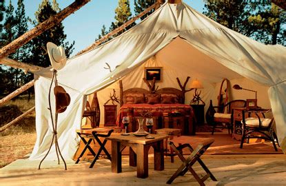 glamping    fodors travel guide