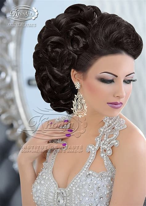 1000 ideas about arabic hairstyles on pinterest wedding