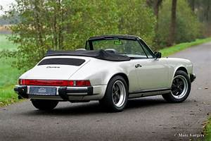 Porsche 911 3 2 : porsche 911 carrera 3 2 cabriolet 1984 classicargarage fr ~ Medecine-chirurgie-esthetiques.com Avis de Voitures
