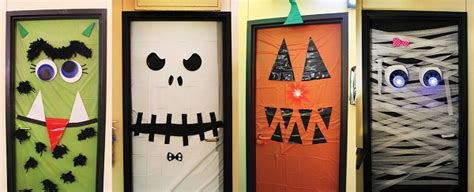 Halloween Office Door Decorating Contest Ideas by Fall Theme Party Ideas Autumn Theme Party Planning