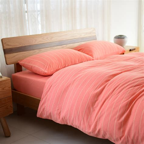 high quality duvet covers high quality 100 cotton knitted fabric solid color duvet