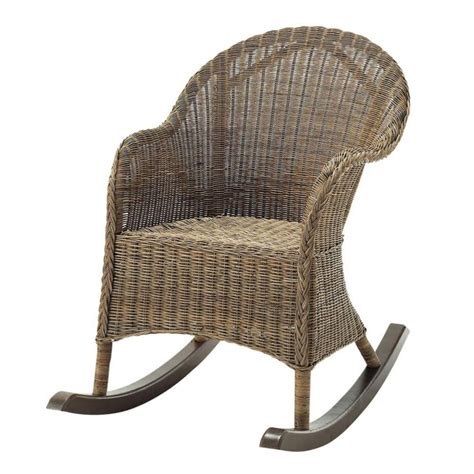 rocking chair hampton maisons du monde