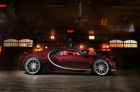 bugatti chiron  anrky wheels