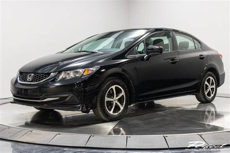 Basic valuations, unadjusted for mileage or any options fitted, are free. Used 2015 Honda Civic SE For Sale ($9,493) | Perfect Auto ...