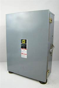 Square D 200a Transfer Switch Double Throw