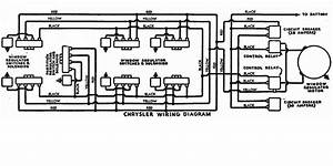 Hydro-electric Window Regulator Wiring Diagram Chrysler Early 1950 U0026 39 S - Electrical