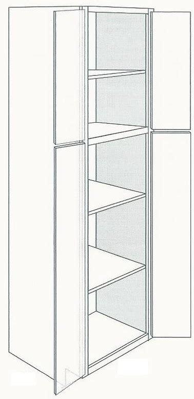 kitchen cabinet drawers jsi cabinetry kingston kitchen cabinet wp2484b kng 2484