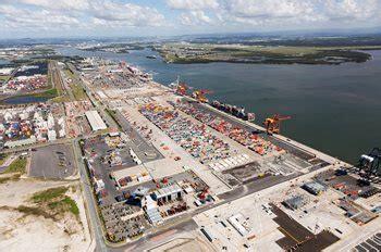 study  explore rail options  brisbane port