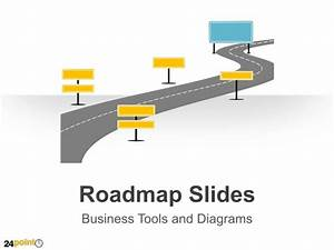 roadmap slides powerpoint business templates With roadmap slide template free
