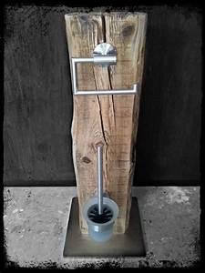 Wc Rollenhalter Stehend : wc garnitur wc set b rsten halter klopapierhalte wc garnitur klopapierhalter und klo ~ Whattoseeinmadrid.com Haus und Dekorationen