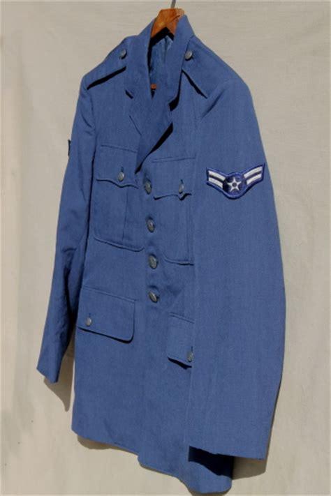 cold war vintage  air force uniform jacket