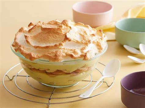 banana dessert baked banana pudding recipe alton brown food network
