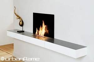 Petite Cheminee Ethanol : urban flame chemin e bio thanol modulaire ~ Premium-room.com Idées de Décoration