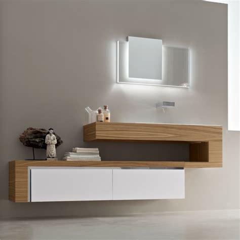 Waschtisch Holz Modern by 70 Einmalige Modelle Waschtisch Aus Holz Archzine Net