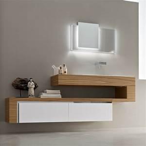 Waschtisch Holz Modern : 70 einmalige modelle von waschtisch aus holz ~ Sanjose-hotels-ca.com Haus und Dekorationen