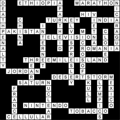 years  history crossword answer key games surfnetkids