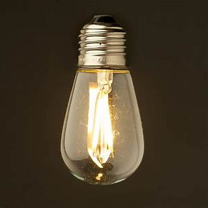 E27 Led Kaltweiß : 2 watt dimmable filament led e27 mini edison bulb ~ Markanthonyermac.com Haus und Dekorationen