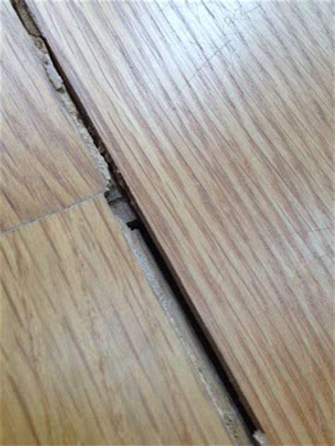 Is there a way to repair huge gaps in a hardwood floor