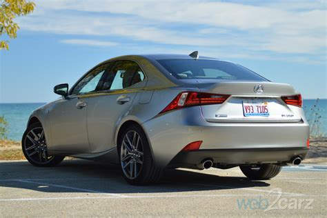 lexus    sport review webcarz