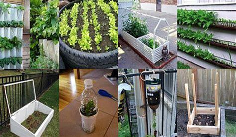 Garden Decoration Hacks by 15 Garden Hacks That Ll Turn Any Thumb Green