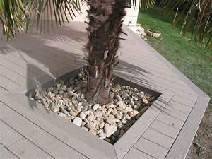 Terrasse Bois Composite : construction d une terrasse composite terranova gris fc ~ Premium-room.com Idées de Décoration