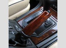 WALNUT wood Hand Brake Sleeve for Range Rover p38