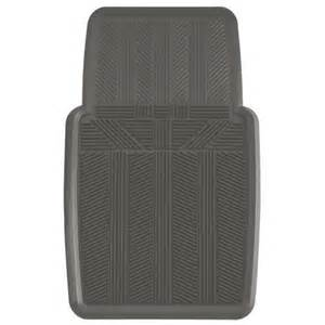 kraco premium 1 front heavy duty all season rubber floor mat black product details