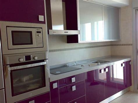 decoracion de cocinas en color morado  curso de