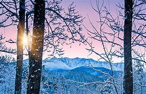 Smoky Mountains in Winter – William Britten Photography