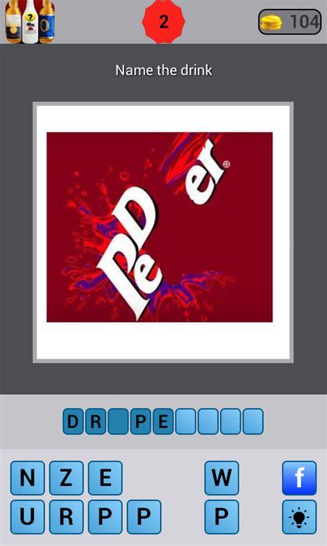amazoncom drinks logo quiz appstore  android