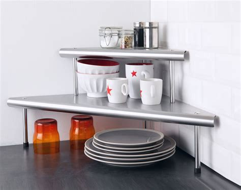 cout montage cuisine ikea etagere d 39 angle inox