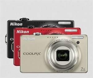 Nikon Coolpix S6000 Manual  Free Download User Guide Pdf