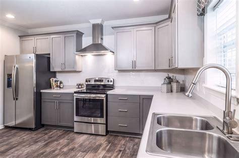mobile home kitchen cabinets modular homes kitchens franklin homes 9185