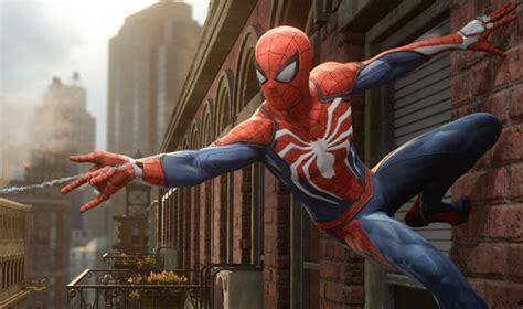 Release Date For Upcoming Spiderman Video Game May Have