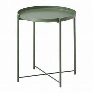 Gladom Tavolino Vassoio - Verde Scuro