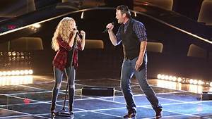 Shakira Sings Country Duet With Blake Shelton: 'I Was a ...
