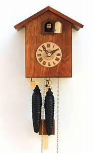 Cuckoo, Clock, Bird, House, Style