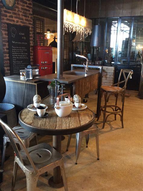 meuble cuisine cagne cuisine style industriel alizé chauvet architecte 17