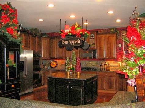 cuisine noel décoration cuisine pour le noël décor de maison