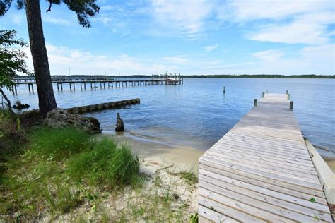 Tidewater Boats Morehead City Nc by Carolina Waterfront Property In Carteret County