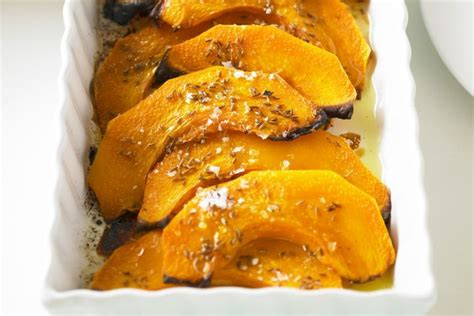 roast honey  cumin pumpkin