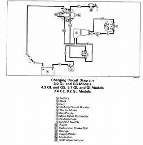1994 Volvo 7 4 Gl Alternator Wiring Page  1